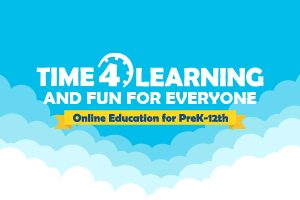 Homeschooling Parent Time4learnings Award Winning Online